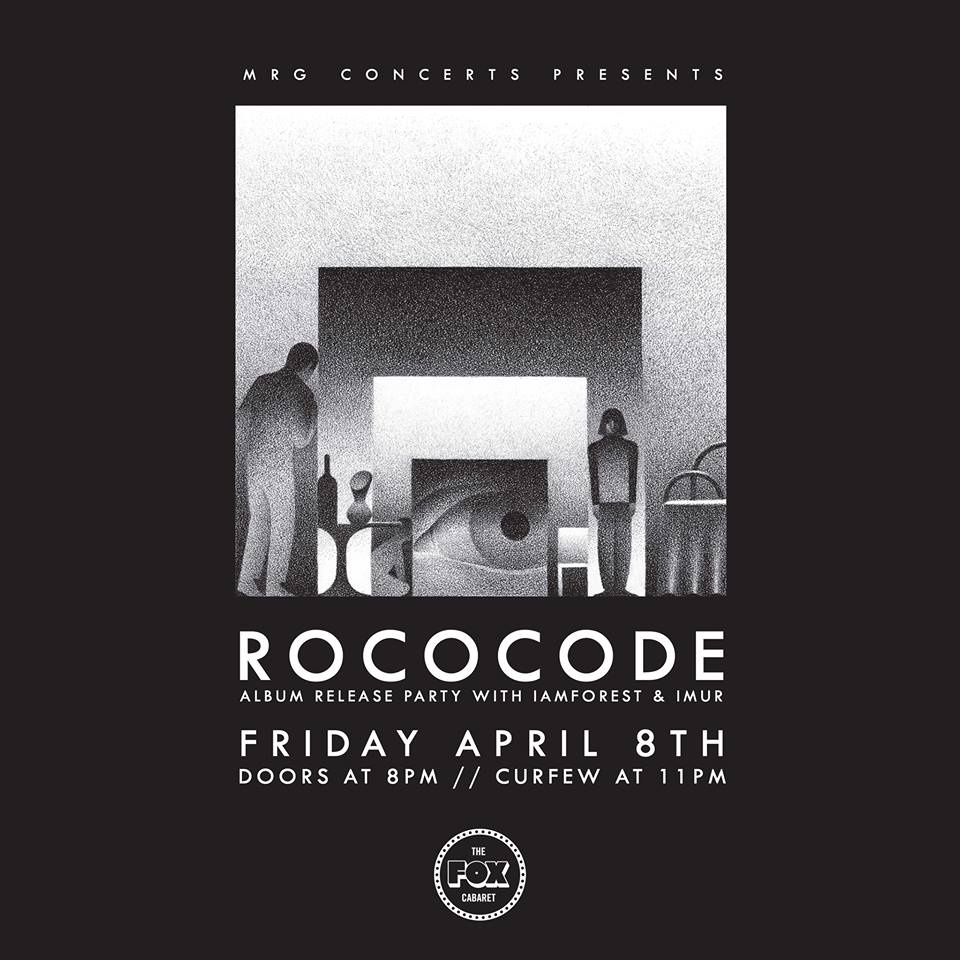 concerts in vancouver rococode