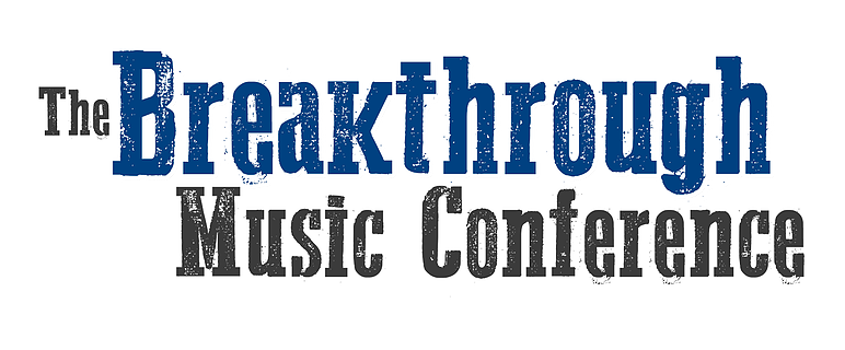 the breakthrough music conference