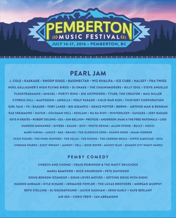 pemberton music festival preview