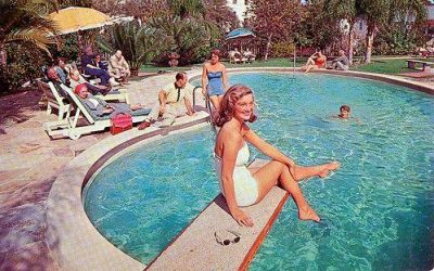 Poolside Groove Playlist